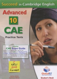 Succeed CAE Practice Tests (Carte+cheie+CD)