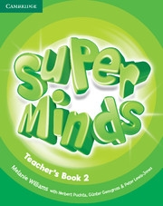 Super Minds Level Teacher Book