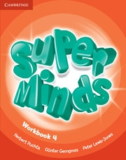 Super Minds Level Workbook
