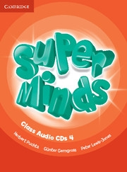 Super Minds Level Class Audio