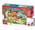 Super Puzzle 100 Animale (61492