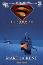 SUPERMAN MARTHA KENT (comics)