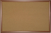 Tabla din pluta 60 cm x 90 cm, rama MDF, grosime 10 mm