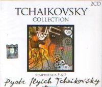 TCHAIKOVSKY Collection Symphonies and