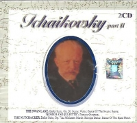 Tchaikovsky, Part II - The Swan Lake. Romeo and Juliette. The Nutcracker (2 CD)