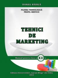 Tehnici marketing Manual pentru clasa
