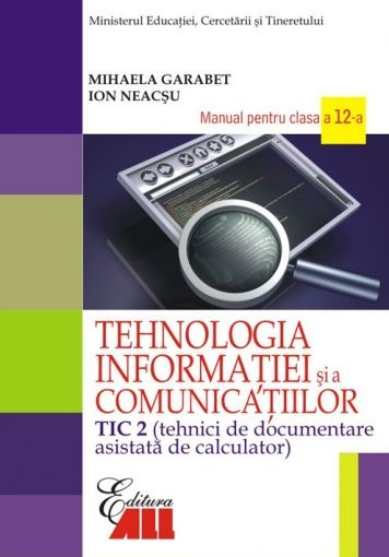 TEHNOLOGIA INFORMATIEI COMUNICATIILOR TIC (manual
