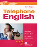 Telephone English with Audio CD - Includes phrase bank and role plays