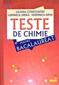 TESTE CHIMIE PENTRU BACALAUREAT