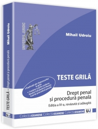 Teste grila Drept penal procedura
