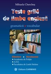 Teste grila limba engleza gramatica