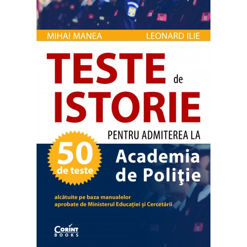 TESTE ISTORIE PENTRU ADMITEREA ACADEMIA