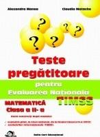 Teste Pregatitoare pentru Evaluarea Nationala TIMSS - Matematica clasa a II-a