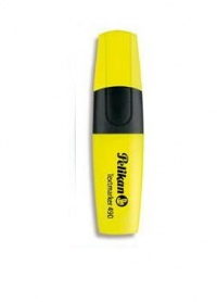 Textmarker 490 galben fluorescent Pelikan