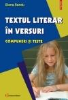Textul literar versuri Compuneri teste