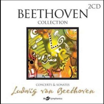 THE BEETHOVEN COLLECTION / CONCERTS and SONATES -2CD