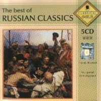 The best of RUSSIAN CLASSICS (5 CD)