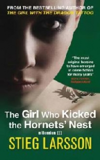 THE GIRL WHO KICKED THE
