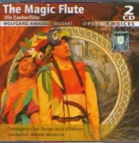 The Magic Flute Wolfgang Amadeus