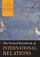 The Oxford Handbook International Relations