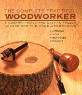 The practical WoodWorker comprehensive step