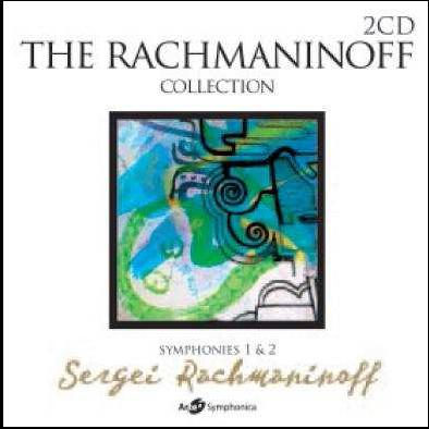 THE RACHMANINOFF COLLECTION 2CD