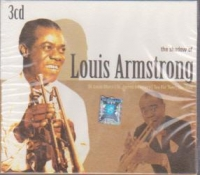 The shadow Louis Armstrong CD)
