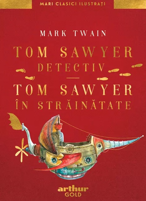 Tom Sawyer detectiv Tom Sawyer