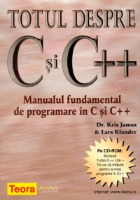 Totul despre C++ Manualul fundamental