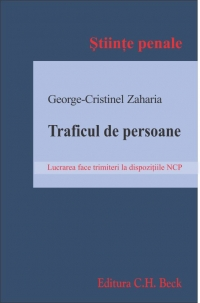 Traficul persoane