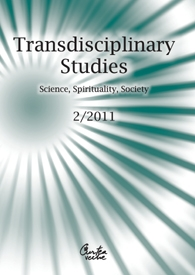 Transdisciplinary Studies 2011 Science Spirituality