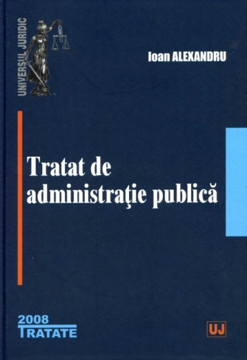 Tratat administratie publica