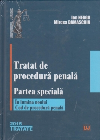 Tratat procedura penala Partea speciala