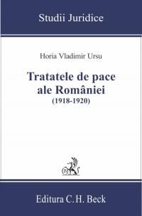 Tratatele pace ale Romaniei (1918