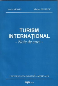 Turism international Note curs