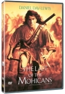 ULTIMUL MOHICAN (DVD)