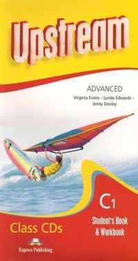 Upstream Advanced Student Book and