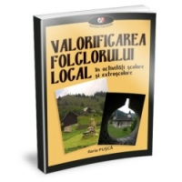 Valorificarea folclorului local activitati scolare
