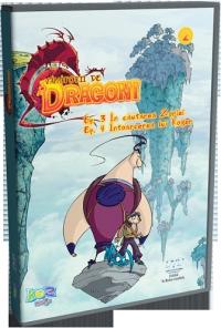 Vanatorii de dragoni, DVD volumul 2 (Ep. 1 In cautarea Zoriei, Ep. 2 Intoarcerea lui Roger)