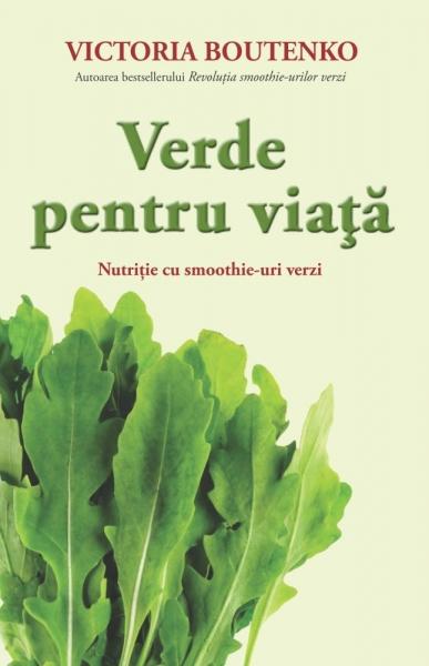 Verde pentru viata Nutritie smoothie