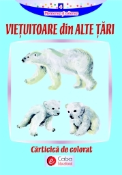 Vietuitoare din Alte Tari Carticica