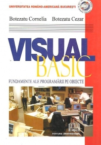 Visual Basic fundamente ale programarii