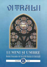 Vitralii Lumini umbre 11/2012 Revista