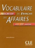 Vocabulaire progressif franais des affaires