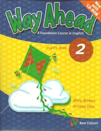 Way Ahead 2 - A Foundation Course in English (Pupil s Book with CD-ROM)