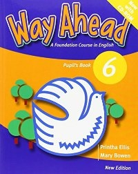 Way Ahead (Level 6 - Pupils Book) with CD