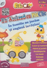 week end PitiClic familie jucam