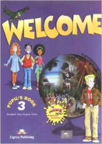 Welcome Pupils Book