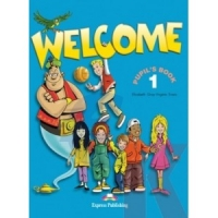 Welcome 1 Pupils Book