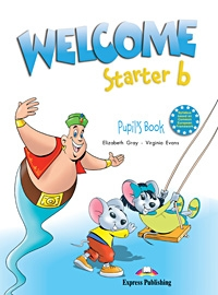 Welcome Starter Pupil Book
